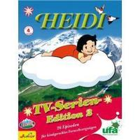 Heidi - TV-Serien Edition 2 [DVD]